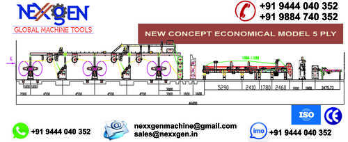 NEW CONCEPT ECONOMICAL MODEL 5 PLY