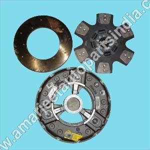 Face Plate Clutch Disc Pressure Plate