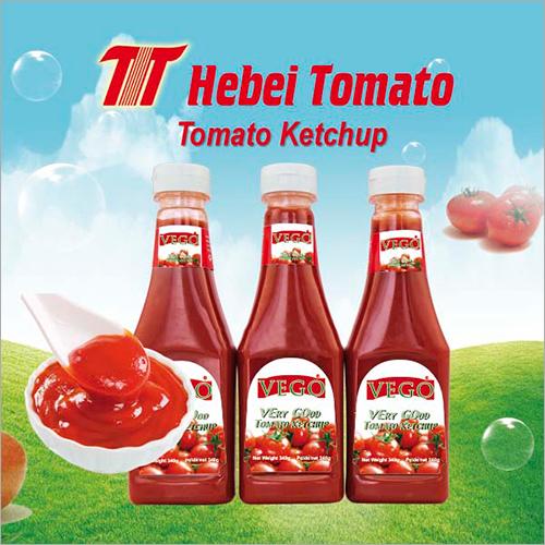 Vego Tomato Ketchup Additives: Non