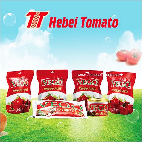 56g Vego Tomato Paste