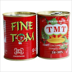 400g Canned Tomato Paste