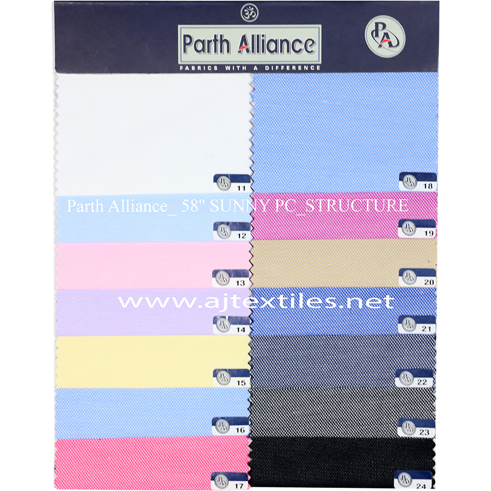 Structure Shirting Fabric
