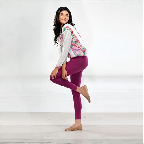 Ladies Slim Fit Leggings