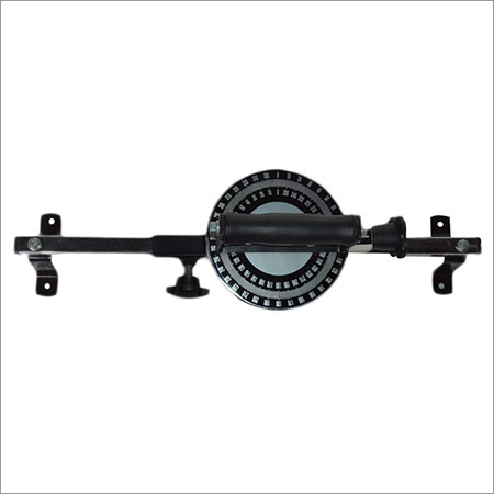 Rotary Wrist Machine (Wall Mounting)