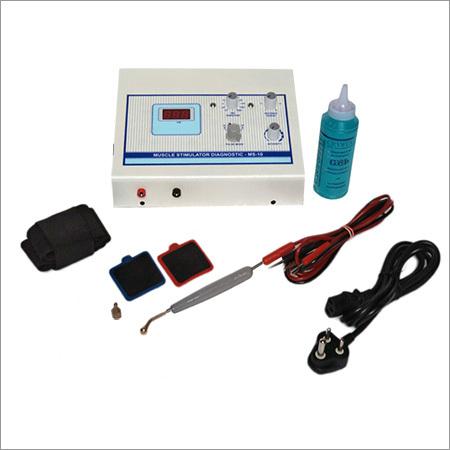 Therapeutic Current Muscle Stimulator - 10