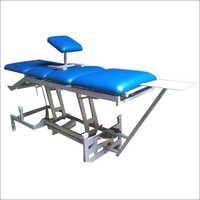 Lumbar Traction Table