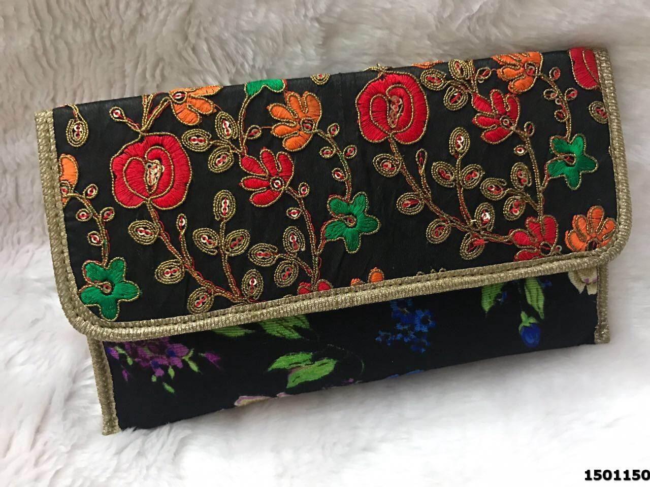 Fabulous Colorful Clutch Bag