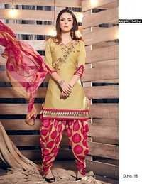 Designer Patiyala Suit