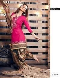 Stylish Patiyala Suit