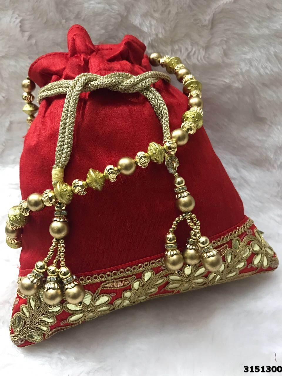 Designer Indian Potli Bag