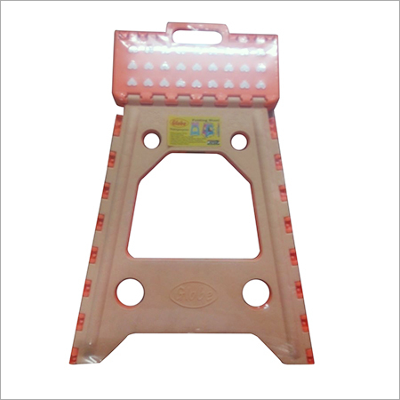 Small Plastic Folding Stool
