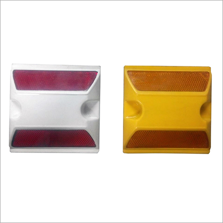 Plastic Square Road Stud