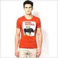 Designer Round Neck T-Shirt