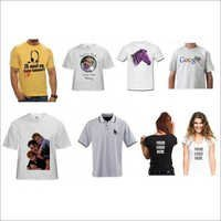 Personalised Cotton T Shirts