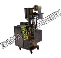 Ginger & Garlic Paste Packaging Machine
