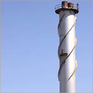 Manufacture of Industrial chimneys