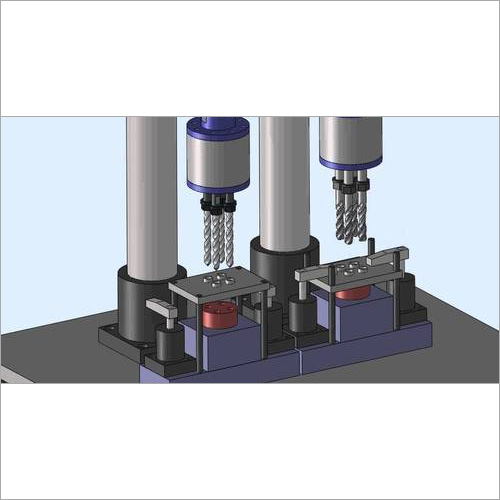 Multi Drilling Tapping Heads