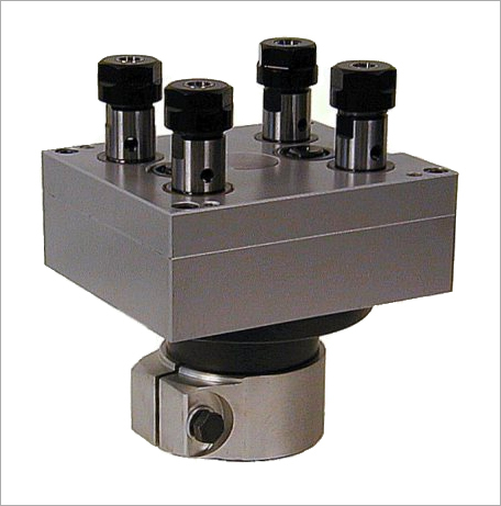 Precision Multiple Spindle Heads