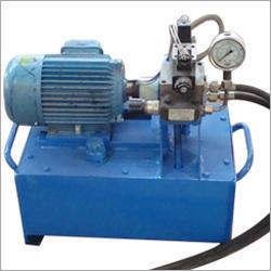 Hydraulic Power Machine