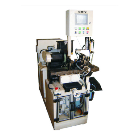 Armature Tip Grinding Machine