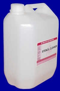 Stencil Cleaner