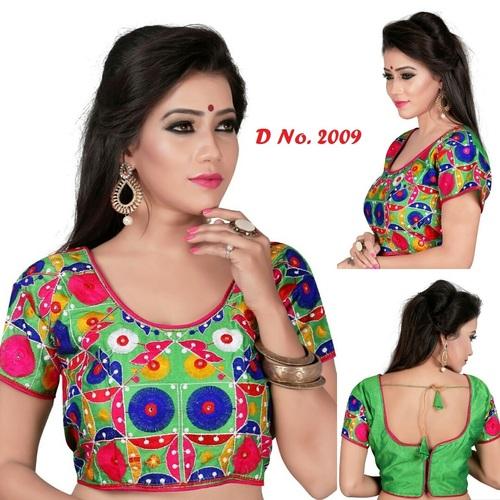 Amazing kutchi blouse