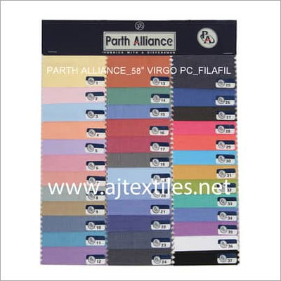 Dark Filafil Shirting Fabric