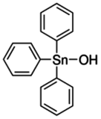 Fentin hydroxide