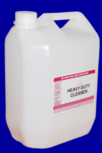 Heavy Duty Cleaners
