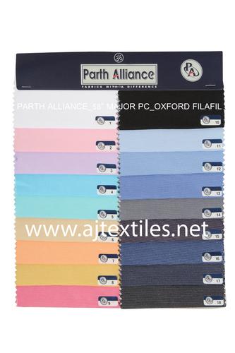Oxford Filafil Shirting Fabric