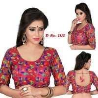 Multi colour blouse