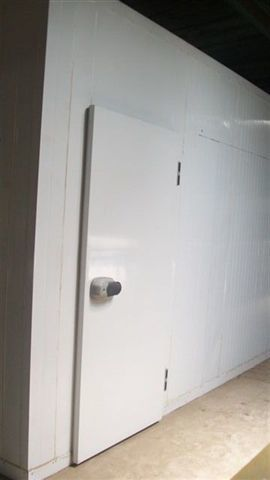 Hinged Overlap Doors