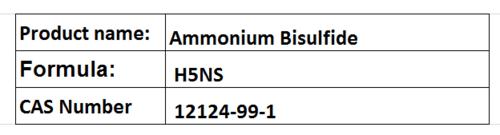 Ammonium Bisulfide