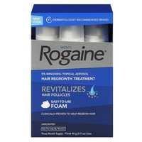 Rogaine Non Perfumed 600 ml*3