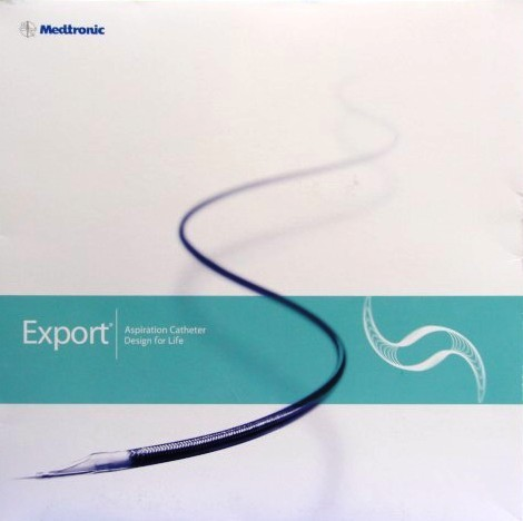 Export AP Aspiration Catheter