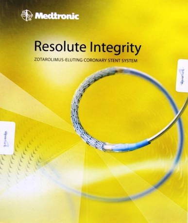Resolute Integrity Coronary Stent System