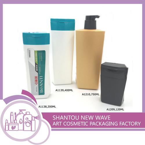 Plastic Shampoo Bottles--A1138,1139,1210,1209