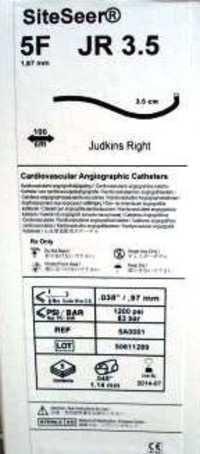 SiteSeer Angiographic Catheter