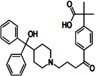 Fexofenadine impurity A,
