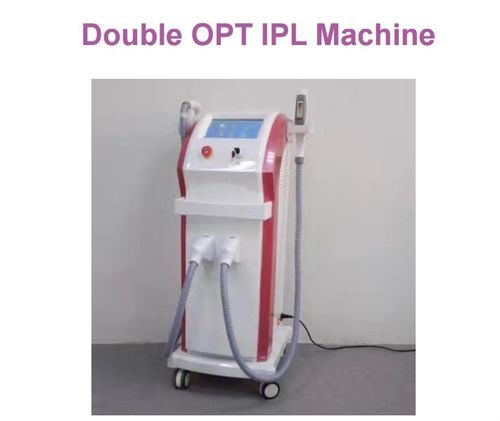 Double OPT IPL Machine