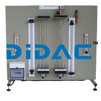Fixed Fluidized Bed Apparatus