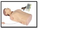 CPR Training Manikin with Monitor (Half Body)