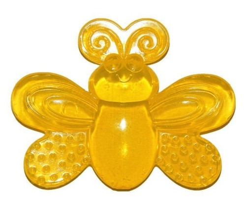 Animal Shaped Water Filled Baby Teether