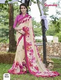 Exclusive Printed Saree