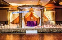 Delizio Pillar Reception Stage