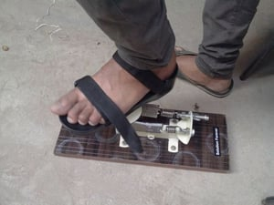 Ankle Rotator ,Physiotherapy and Rehabilitation Equipment