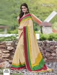 Trendy Printed Saree
