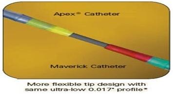 APEX OTW PTCA Balloon Catheter