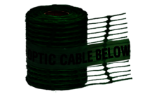 FIBRE OPTICAL WARNING MESH