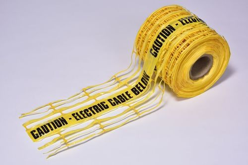 CABLE PROTECTION PVC WARNING MESH